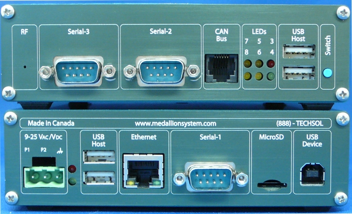 Gateway Express 2 Communications Computer with optional POE in All-Metal Enclosure
